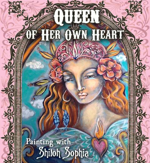 Queen of Her Own Heart-2012
