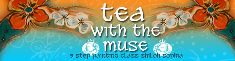 Tea with the Muse Class Header