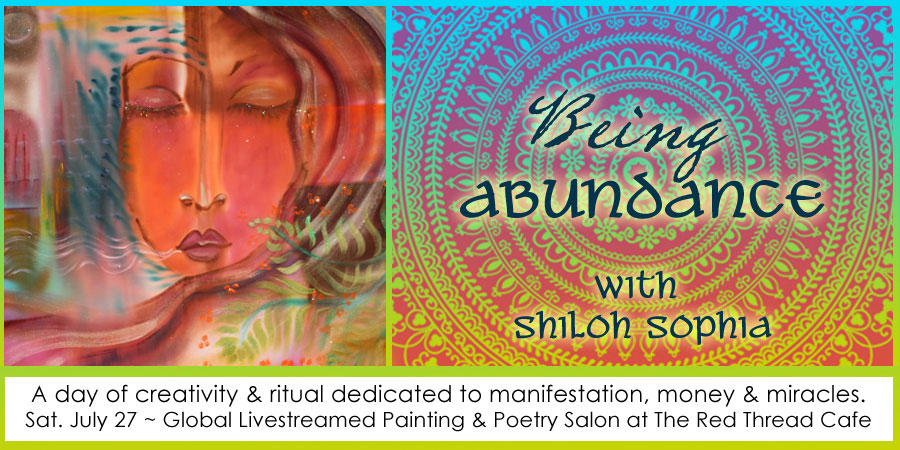 Being Abundance Class with Shiloh Sophia