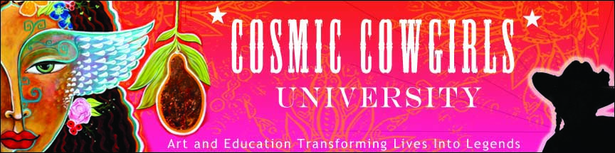 Cosmic Cowgirls University
