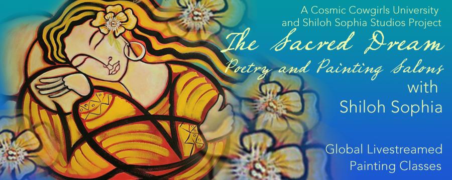 The Sacred Dream with Shiloh Sophia