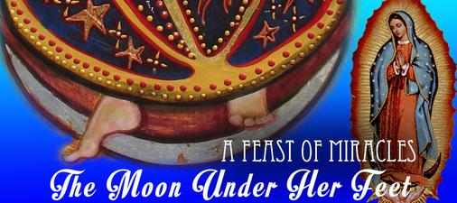 moon under her feet