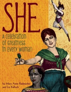 SHE Book Cover