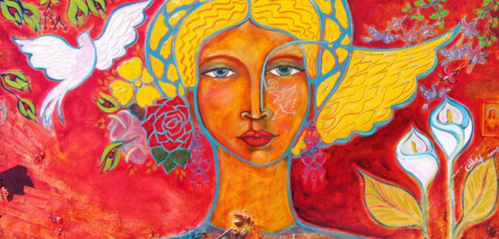 Shiloh painting 2003