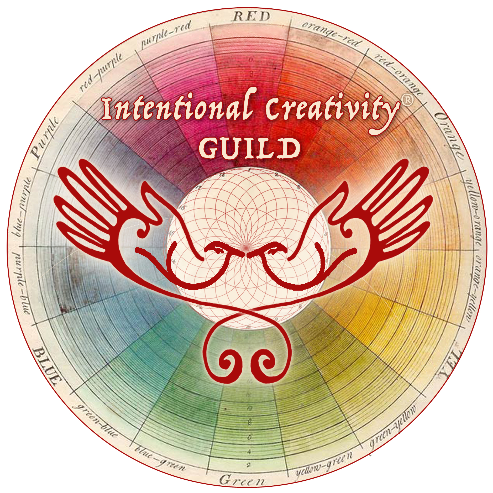 Our work + Our Teachers www.intentionalcreativityguild.org