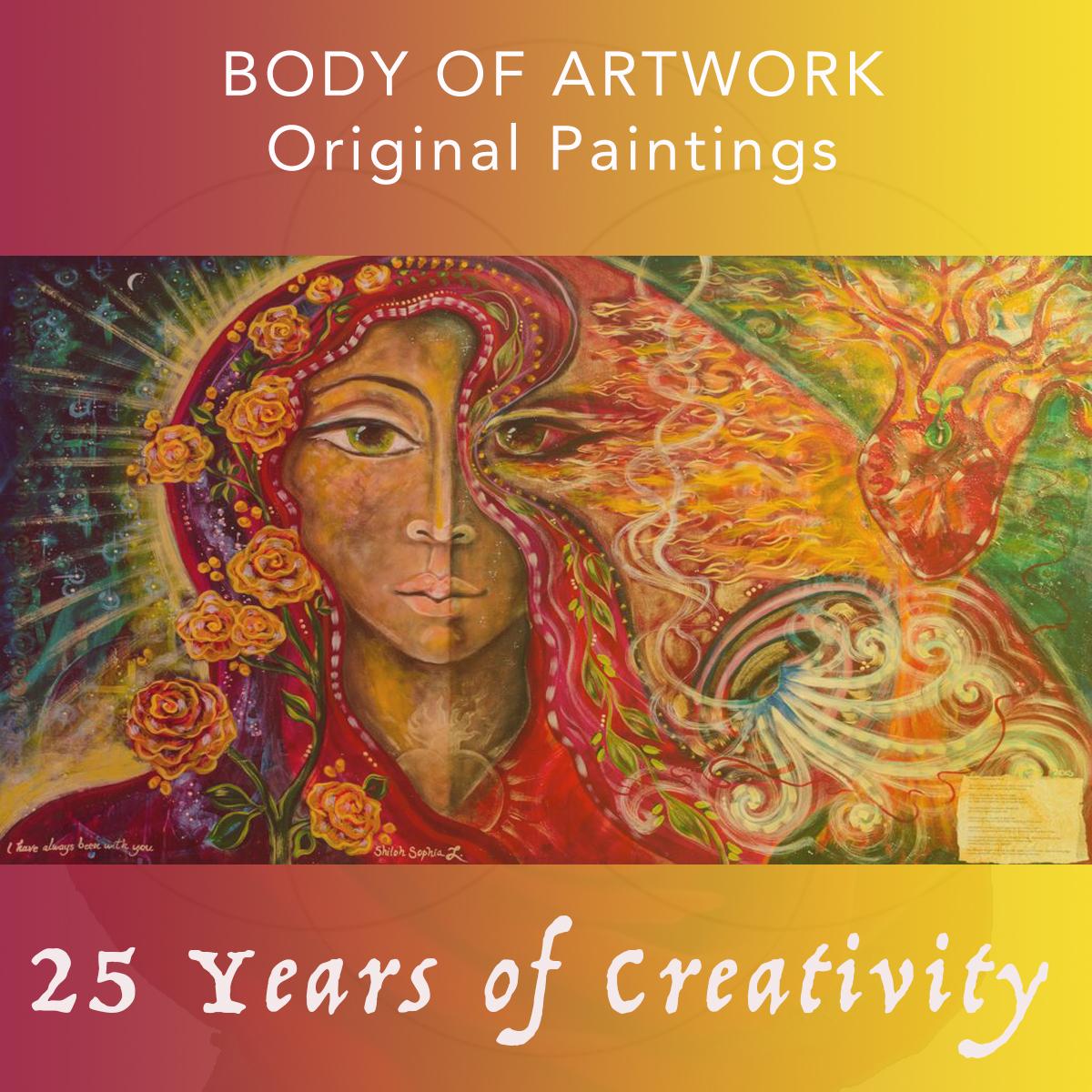 Online Gallery www.shilohsophiagallery.com
