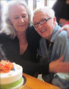 Caron McCloud and Sue Hoya