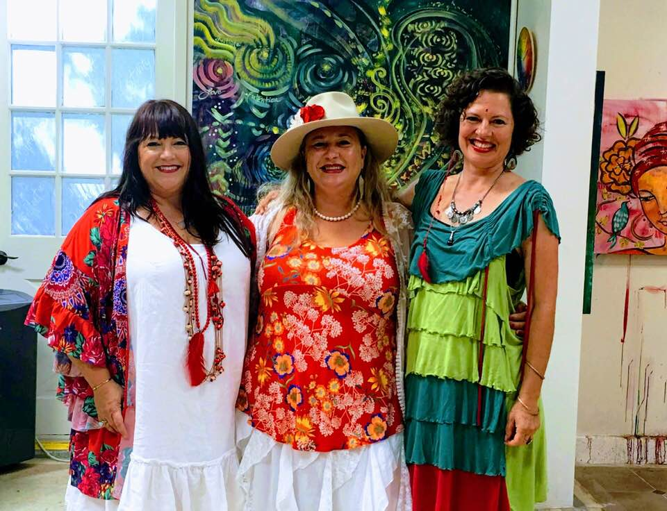 Mary McCrystal, Shiloh Sophia, Lavender Grace