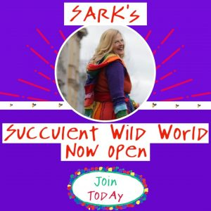 Succulent Wild World with SARK