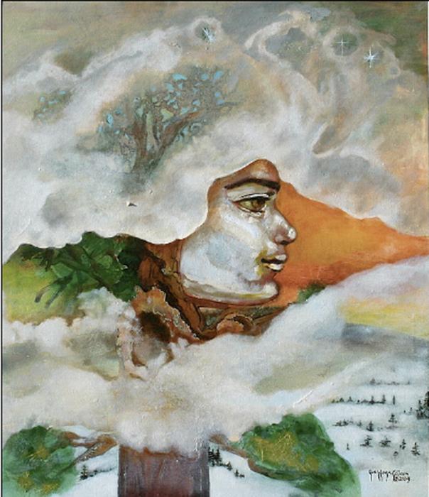 Tree of Knowledge by Sue Hoya Sellars