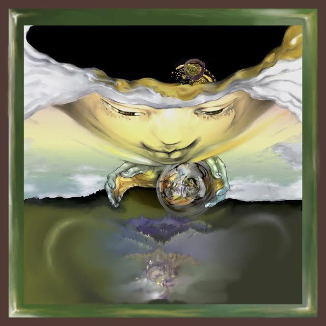 Creation - Digitial Art by Sue Hoya Sellars