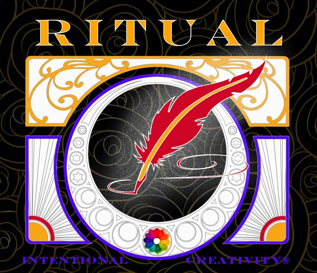 RITUAL: Yearlong Intentional Creativity Painting and Writing Course